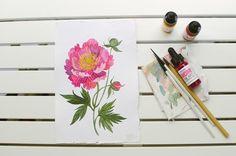 Oana Befort's Portfolio - watercolor