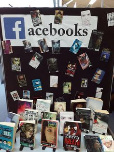 Face book display