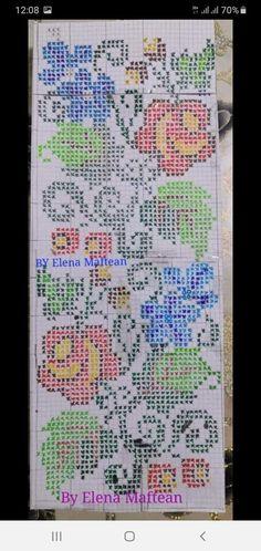 Embroidery Fashion, Filet Crochet, Cross Stitching, Bridal Dresses, Needlework, Folk, Bullet Journal, Tapestry, Knitting