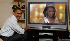 Deshauna Barber Miss USA 2016 watch live Obama