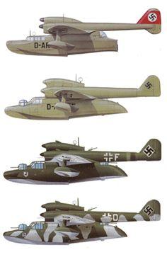 Pin Blohm Voss Bv P 188 04 4 Jet Bomber on Pinterest