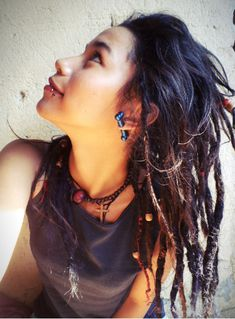 girl with dreads | Tumblr