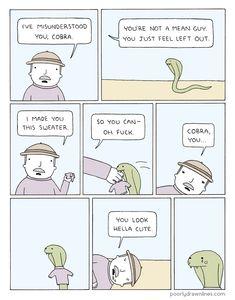Oh cobra..