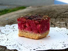Quadrados de Frutos vermelhos | Flickr - Photo Sharing!