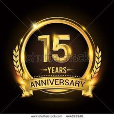Anniversary dessert 15 year anniversary and 15 years on pinterest