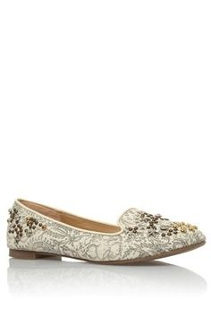 Buy Paisley Stud Slippers from the Next UK online shop