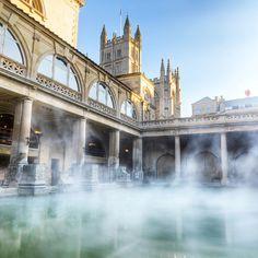 The Royal Crescent Spa Bath England