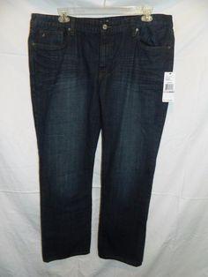 NWT Kenneth Cole New York Slim Chance Men's Jeans 38 x 32 INV#0051 #KennethColeNewYork #SlimSkinny