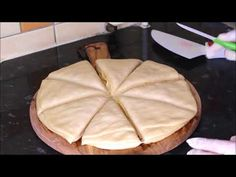 YouTube My Cookbook, Diy And Crafts, Food And Drink, Pie, Yummy Food, Baking, Breakfast, Desserts, Youtube