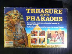 treasure of the pharaohs ebay
