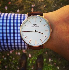 Daniel Wellington watch available at Worthmore Jewelers! Timeless Classic, Timeless Design, Daniel Wellington Watch, Elegant Watches, Watches For Men, Men's Watches, Jewels, Mens Fashion, Stuff To Buy