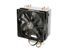 COOLER MASTER Hyper 212 EVO RR-212E-20PK-R2 Continuous Direct Contact 120mm Sleeve CPU Cooler Compatible with latest Intel 2011/1366/1155 and AMD FM1/AM3+