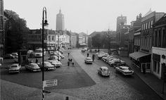 New Times, My Town, Old And New, Holland, Dutch, Classic Cars, Street View, City, Pictures