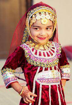 "Oman | ""Little Beauty"" | Photographer unknown"