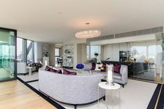 Neo Bankside contemporary-living-room