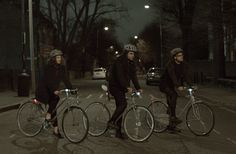 Grey London & Volvo Protect Cyclists with Creation of 'LifePaint'  Leading the way in safety innovation, the luxury car marque launches something to protect those outside its cars…an invisible spray which reflects headlights in the dark.