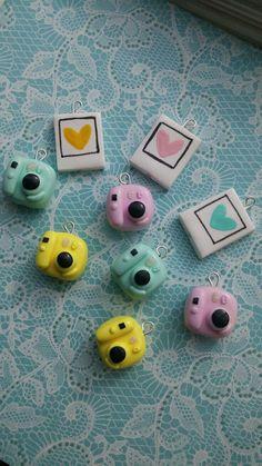 Cute clay charms!