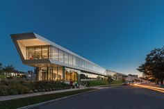 Perkins + Will's Case Western Reserve University Tinkham Veale University Center in Cleveland.