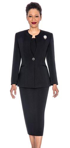 Giovanna Classic Usher Uniform Suit