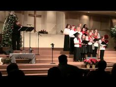 8 - Wexford Carol, Traditional Irish Carol arr. by Ken Berg - YouTube