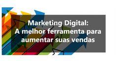 O Marketing Digital está a cada dia mais popular entre os empreendedores. Esse sucesso é fruto de seu baixo custo (se comparado ao marketing tradicional).