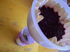 making: elderberry glycerin tincture