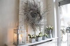 pallet mantle backdrop - - Yahoo Image Search Results
