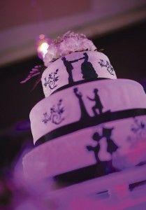 El infaltable ponqué de bodas | Revista novias