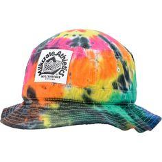 b8c0302e9d1 Milkcrate Tie Dye Bucket Hat at Zumiez   PDP Beanies