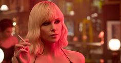 See Atomic Blonde for free at Comic-Con 2017 #Celebrity #atomic #blonde #comic