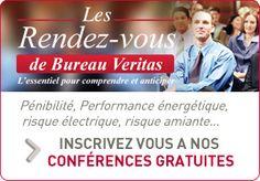 Les rendez-vous de Bureau Veritas à ne pas manquer