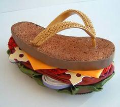 12 Craziest Sandals (cool sandals) - ODDEE