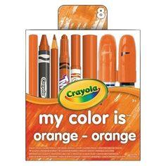 Crayola My Color is Orange Crayola http://www.amazon.com/dp/B011TOZH9E/ref=cm_sw_r_pi_dp_NN9Mwb0CQV461