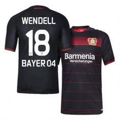 Maglia Home Bayer 12 LeverkusenJonathan Tah