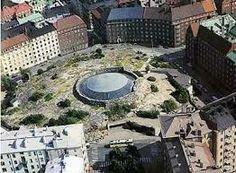underground church helsinki - Google Search