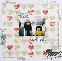 have hearts.... by EyoungLee at @studio_calico