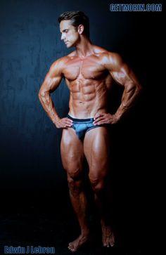 David Morin by Edwin J Lebron (2012) #DavidMorin #EdwinJLebron #malemodel #model #fitnessmodel #fitness
