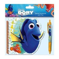 Set Libreta Con Boligrafo Dory Disney