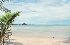 Melko mustavalkoista: Reissussa: Koh Samui Koh Samui, Spaces, Beach, Water, Outdoor, Gripe Water, Outdoors, The Beach, Beaches