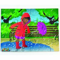 All Kinds Of Weather Puzzles - Expressive Arts & Design - Early Years | EYP Direct