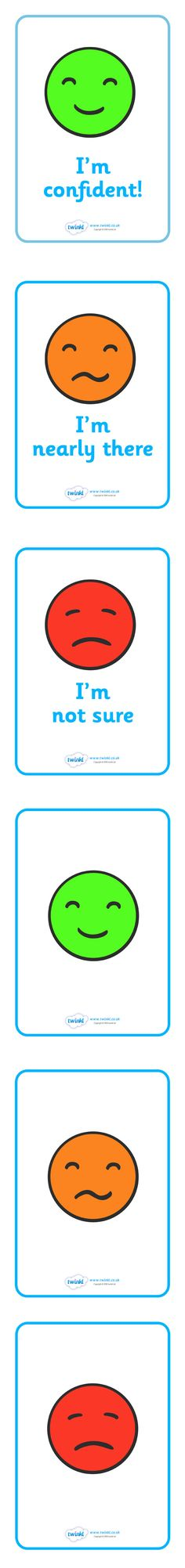 Twinkl Resources >> Emotion Communication Display Posters  >> Thousands of printable primary teaching resources for EYFS, KS1, KS2 and beyond! communication,emotions, communication cards, traffic lights, foundation, autism, SEN,