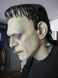 Image result for frankenstein makeup