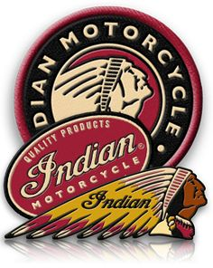 Indian Motorcycle banners