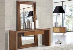 Aparador e Moldura Jurerê, lindos não é?! Esses produtos possuem um detalhe em rattan que dá um ar elegante ao seu ambiente. O aparador possui duas gavetas centrais. Disponíveis em outras composições, conforme nosso mostruário. Medidas: Aparador: 1,80 x 0,80 x 0,40 m. Espelho com moldura: 1,00 x 2,00 m. http://www.moradamoveis.com/