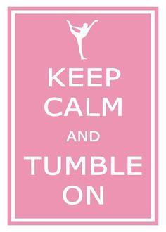 Sleep eat tumble repeat