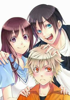 The family ;3