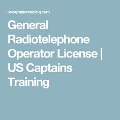 Straight forward USCG approved captain's license courses that work. Earn your Captains License. Training, Work Outs, Excercise, Onderwijs, Race Training, Exercise, Studying, Workouts, Physical Exercise