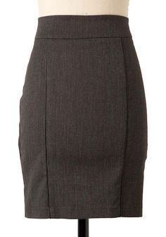 You're Hired Skirt
