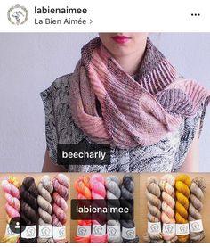 Idées d'association de laines La Bien Aimée