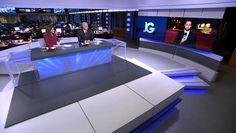 cenário Jornal da Globo
